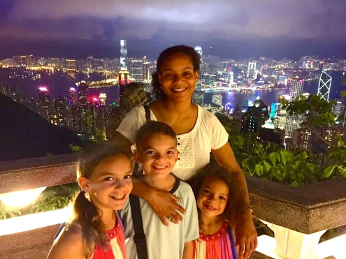 Stacey, Hong Kong