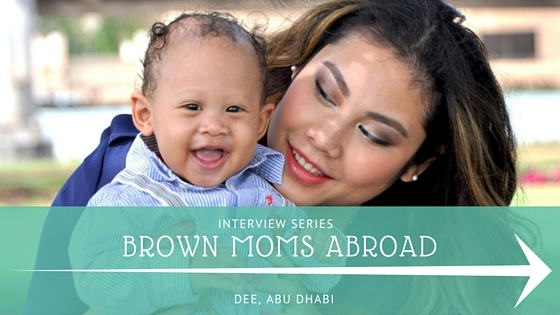Brown Mom Abroad: An American Mom in AbuDhabi