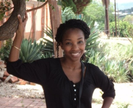 Kaylan in Windhoek, Namibia