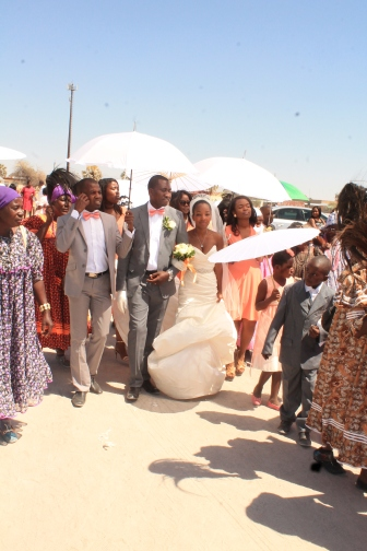Kaylan's Wedding in Namibia