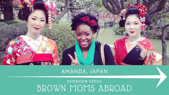 Brown Mom Abroad: American in Japan