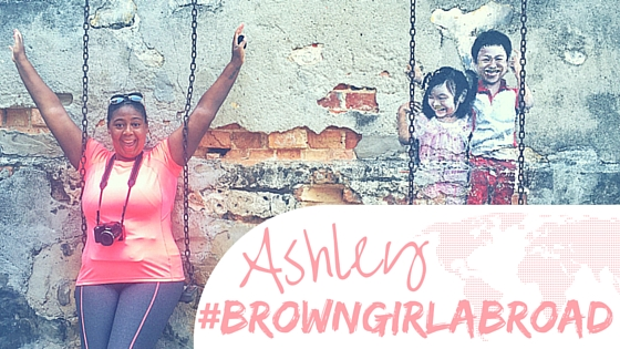 Brown Girl Abroad: Ashley