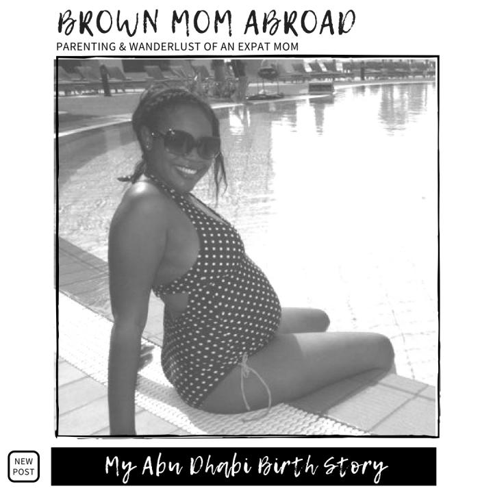 My Abu Dhabi BirthStory